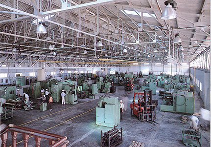 Gear Shaft Assembly Gears And Shafts Used in